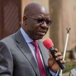 Highlights of what Obaseki told corps members at the Batch ' B ' Stream II orientation